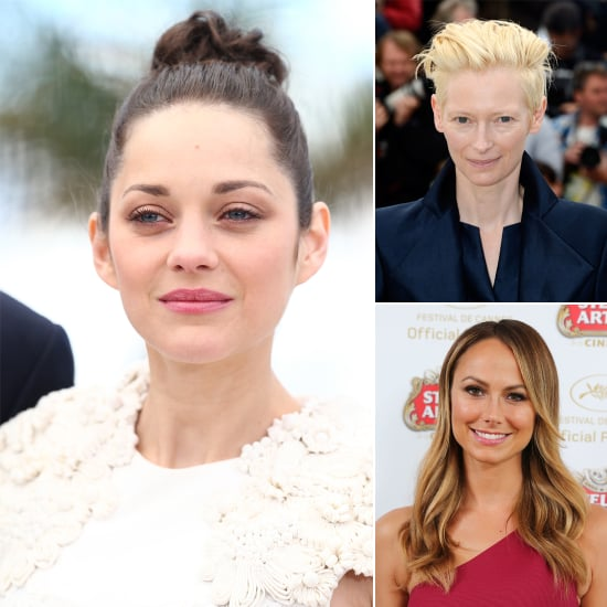 More Pics! See All the Daytime Hair and Makeup From Cannes