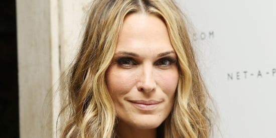 Molly Sims Dyes Her Hair Red For A Bold New Look
