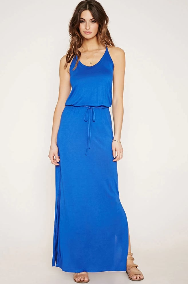 This easy maxi dress will serve your mother well when the Summer heat wave hits. Forever 21 Maxi Dress ($18)