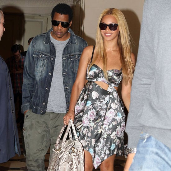 Pictures of Jay-Z and Beyonce in Paris 2011-04-19 15:11:43