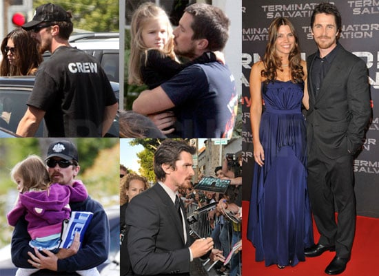 Photos of Christian Bale's 2009 Rant and Best of Coverage of His Year