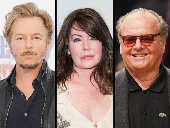 David Spade Says Jack Nicholson Stole His Then-Girlfriend Lara Flynn Boyle