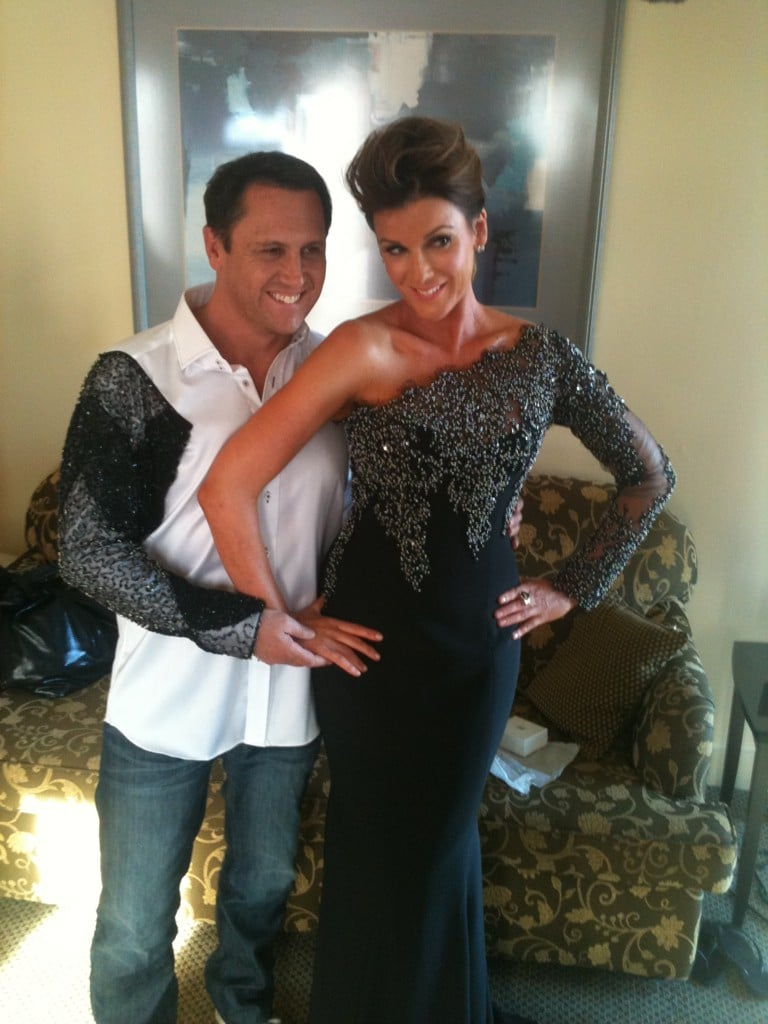 Larry Emdur had The Morning Show co-host Kylie Gillies' other sleeve!