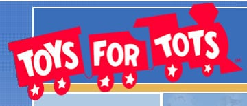 Wee Are the World: Toys for Tots
