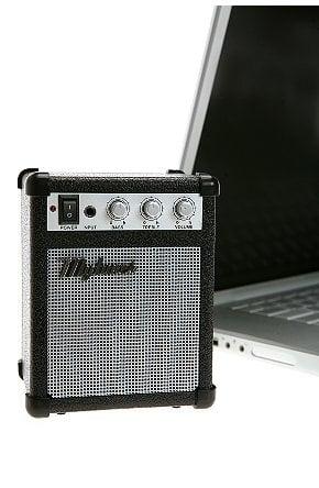 Amp It Up With a Mini Desktop Speaker Amplifier