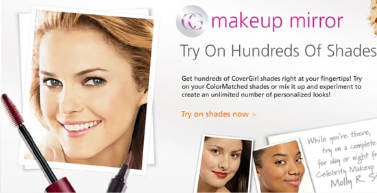Beauty Byte: Cover Girl Launches Virtual Makeover