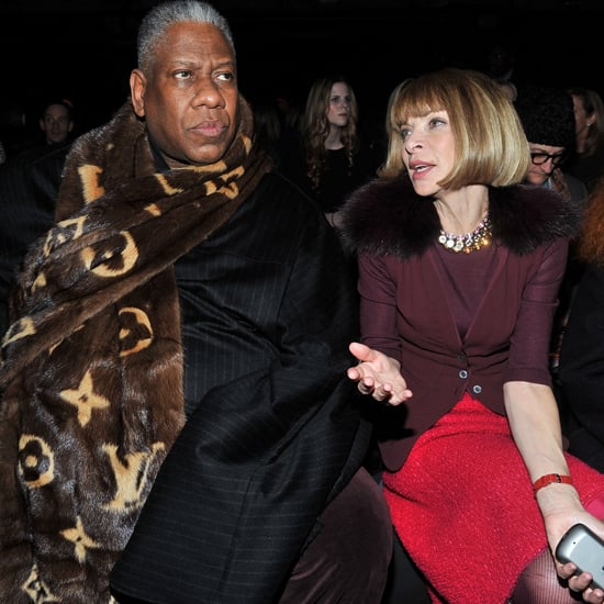 Caption This: Anna Wintour and Andre Leon Talley