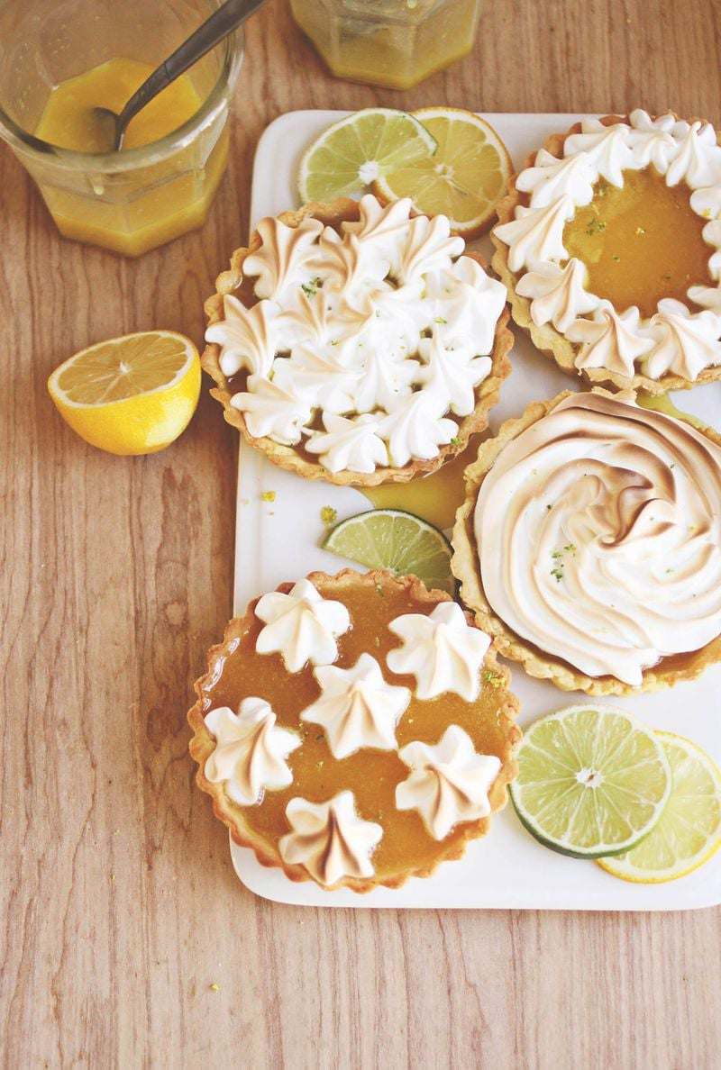 Mini Citrus Tarts