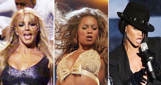 Flashback! Here Are Britney Spears, Beyoncé and Rihanna's First VMA Performances