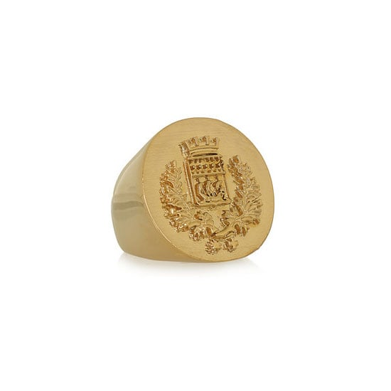 Ring, approx $267, Stella McCarteny at Net-a-Porter