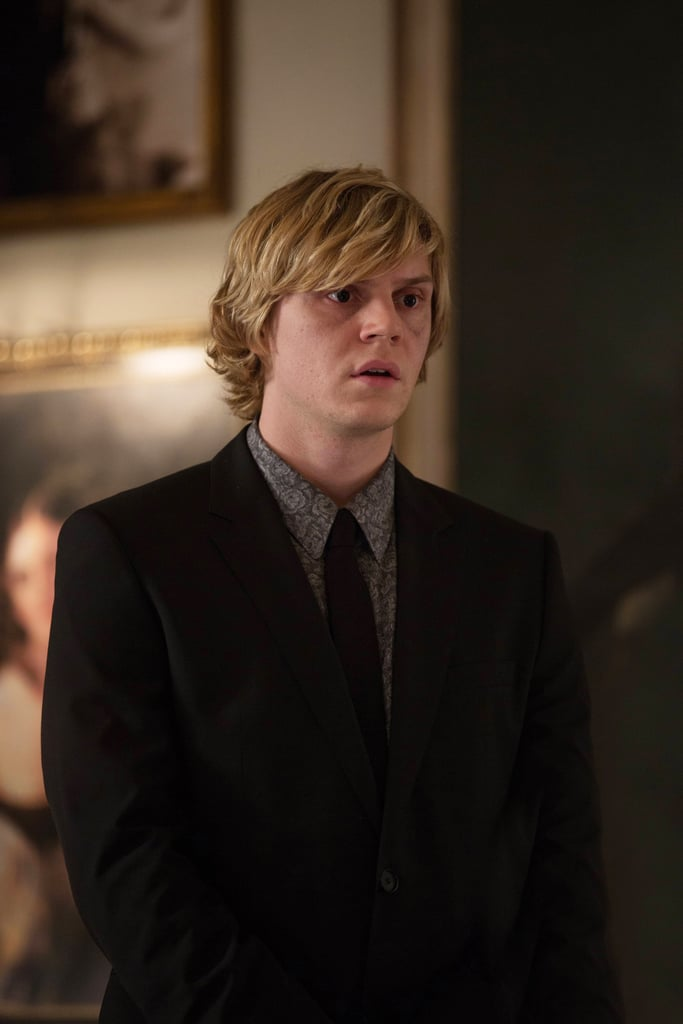 Peters as Kyle Spencer in Coven