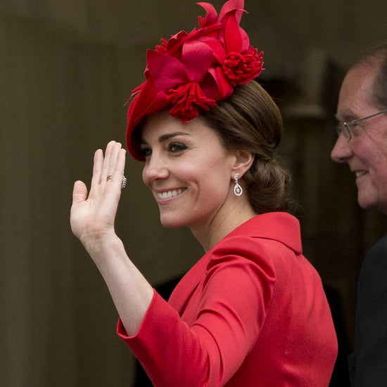Duchess of Cambridge at the Order of the Garter Service 2016