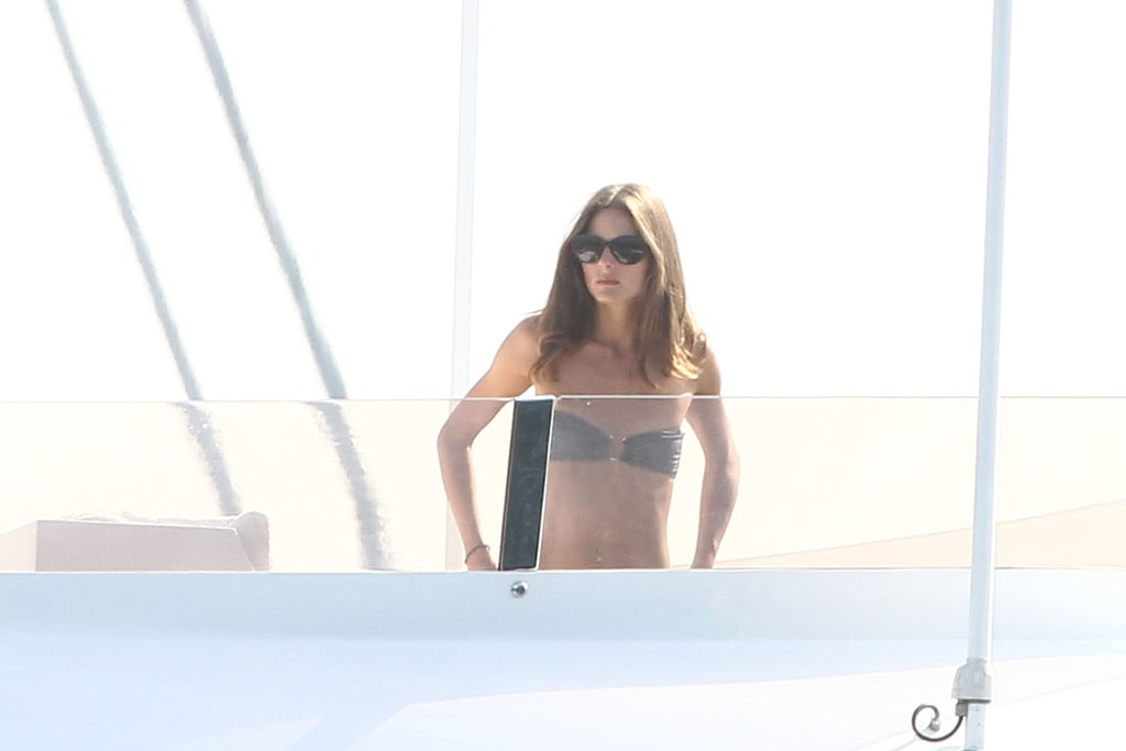 How to Look Chic on Valentino's Yacht, By Olivia Palermo