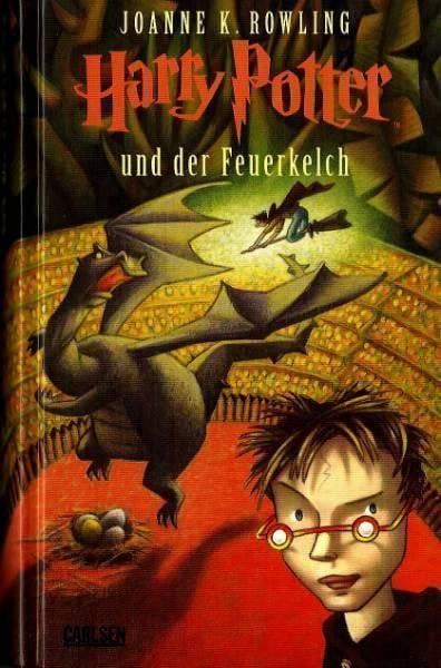 Harry Potter and the Goblet of Fire, Germany