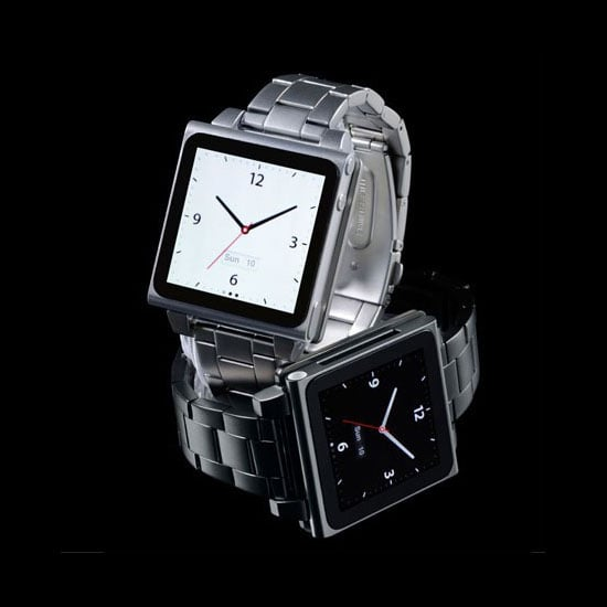 HEX iPod Nano Metal Vision Watchband