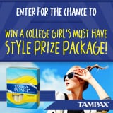 Enter to Win Campus Style Essentials