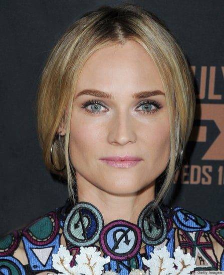 Diane Kruger's Braid-Within-A-Braid Tops Our Best Beauty List