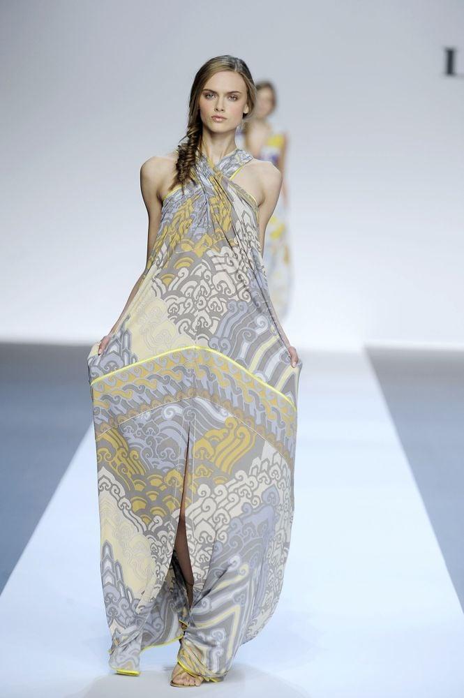 Paris Fashion Week: Leonard Spring 2009