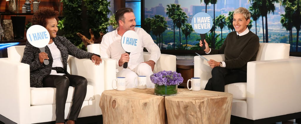 Ellen DeGeneres's Latest Game of Never Have I Ever Is Guaranteed to Make You Smile