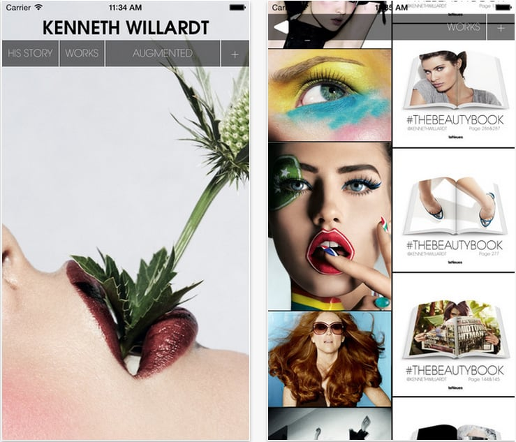 Kenneth Willardt: The Beauty Book