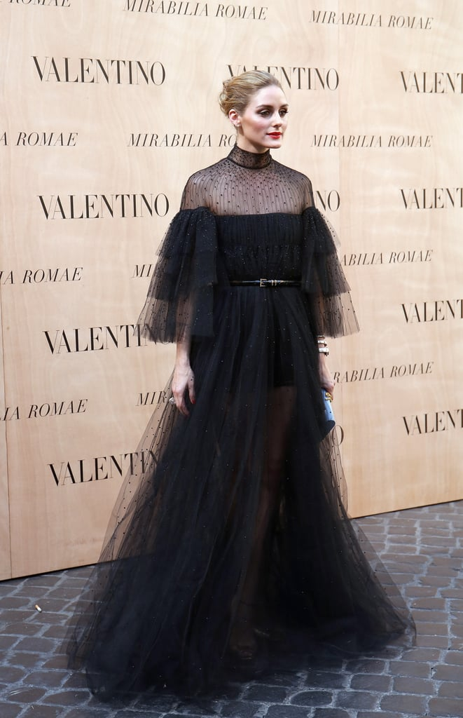 A dreamy Valentino gown for the Valentino Haute Couture show in July 2015.