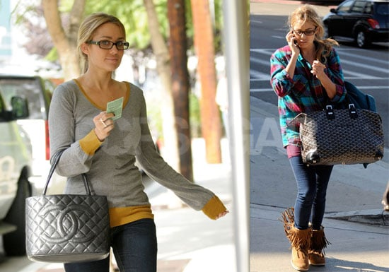 """Photos of Lauren Conrad at LAX Airport, Rumor That She """"Pitched a Fit"""" at JFK Airport"""
