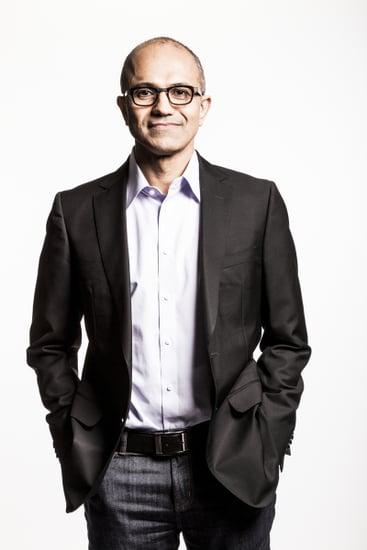 Meet Satya Nadella, Microsoft's New Man in Charge