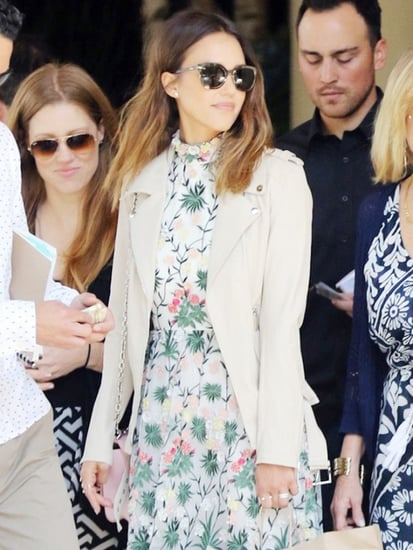 You'll Want to Wear Jessica Alba's Brunch Outfit for Any Occasion