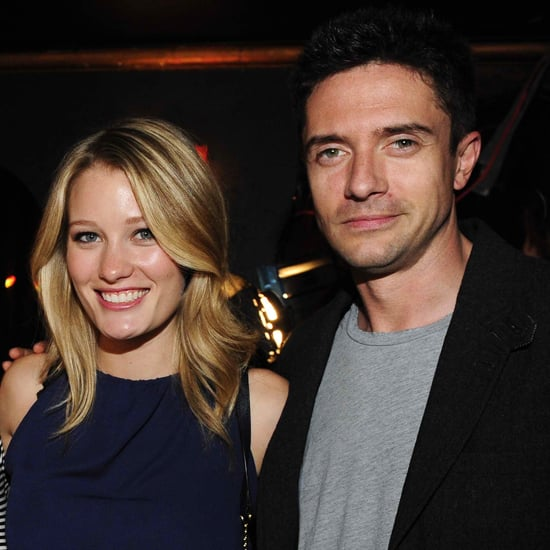 Topher Grace and Ashley Hinshaw Are Engaged