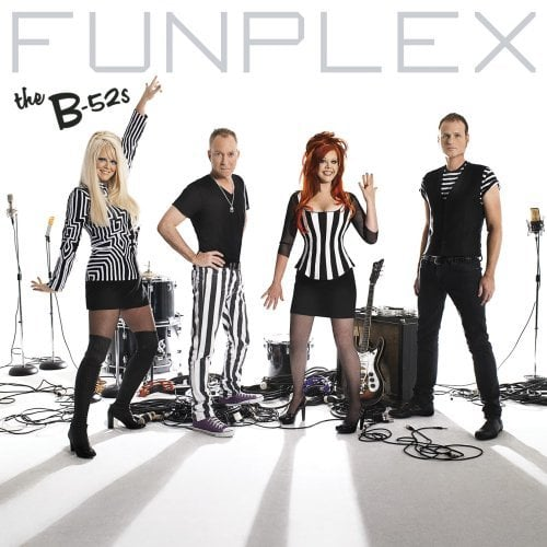 "The B-52s Are Back! New Video for ""Funplex"" Is Fun, Weird"
