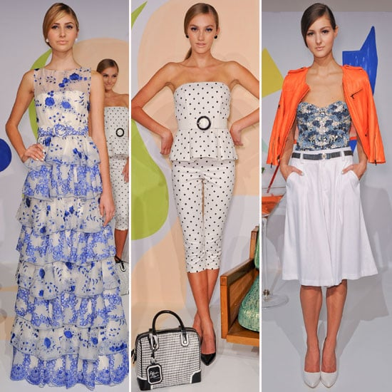 Alice + Olivia Spring 2013 | Pictures