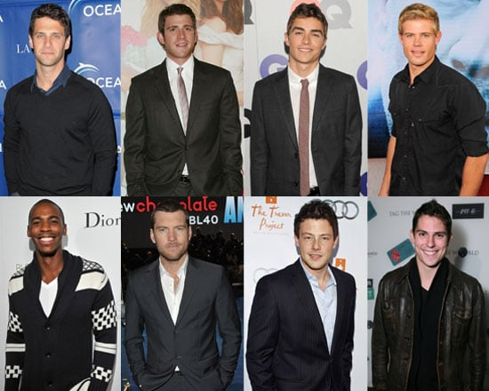 Photos of Poll of Breakout Male Celebrities in 2010 Sean Faris, Dave Franco, Trevor Donnovan, Justin Bartha, Bryan Greenberg