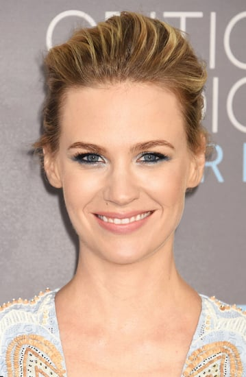 4 Beauty Fixes January Jones Swears By