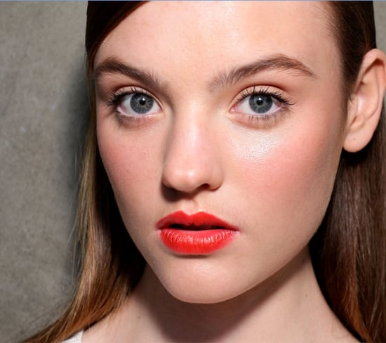 David Jones Autumn/Winter 2012 Makeup Looks