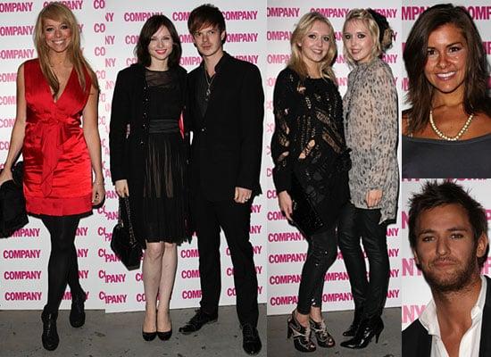 Photo Gallery Of Liz McClarnon, Stuart Pilkington, Imogen Thomas, Sam Marchant, Amanda Marchant at Company Magazine Party