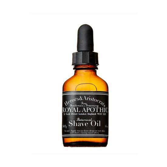 Royal Apothic Botanical Shave Oil