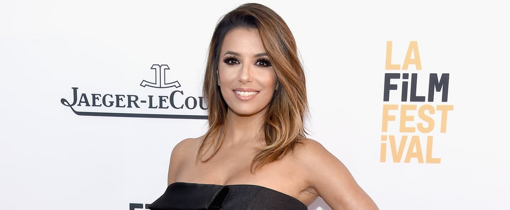 Eva Longoria Hits the Red Carpet For the First Time Since Getting Married