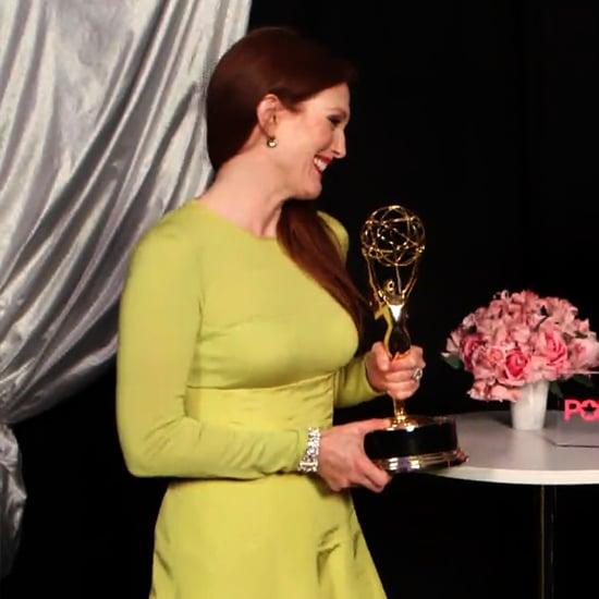 Julianne Moore Celebrates a Landmark Win