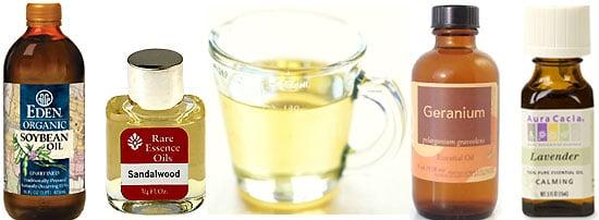 Hot Oil Treatment For Dry Hair