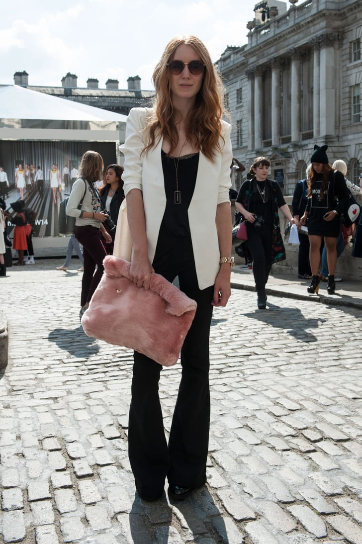 Lfw Street Style Day 1 The Best Of Paris Fashion Week Street Style Updated Popsugar Fashion