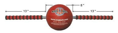 Cool Fitness Gadget: NRG Ball