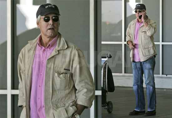 Chevy Chase Is Back in Action
