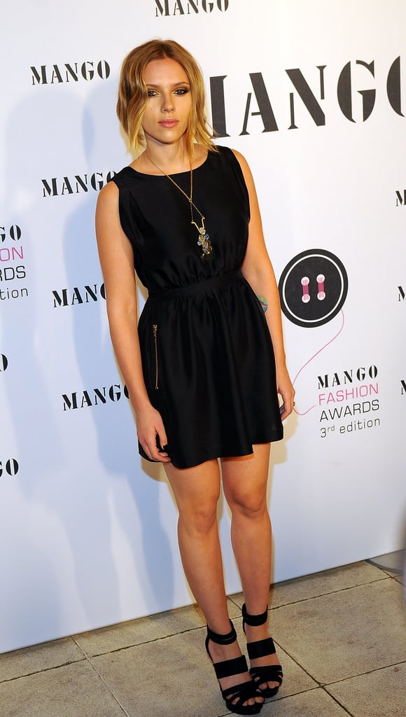 October 2010: Mango Fashion Awards