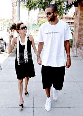 Tony and Eva Deny Rumors of Tony's Affair