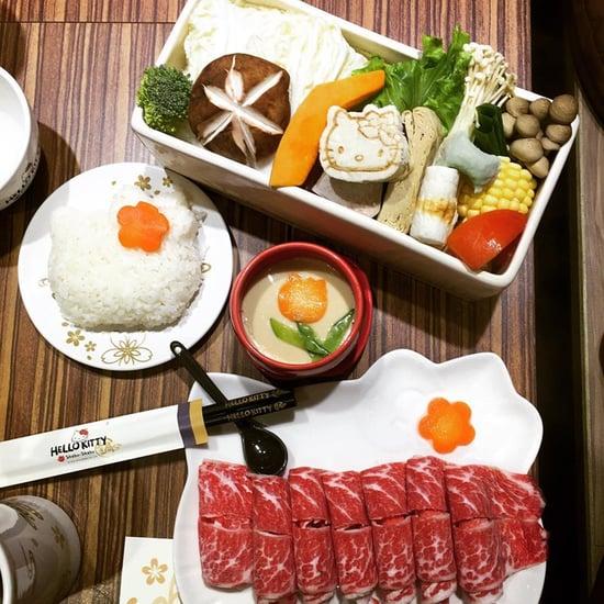 Hello Kitty Shabu-Shabu Restaurant in Taiwan