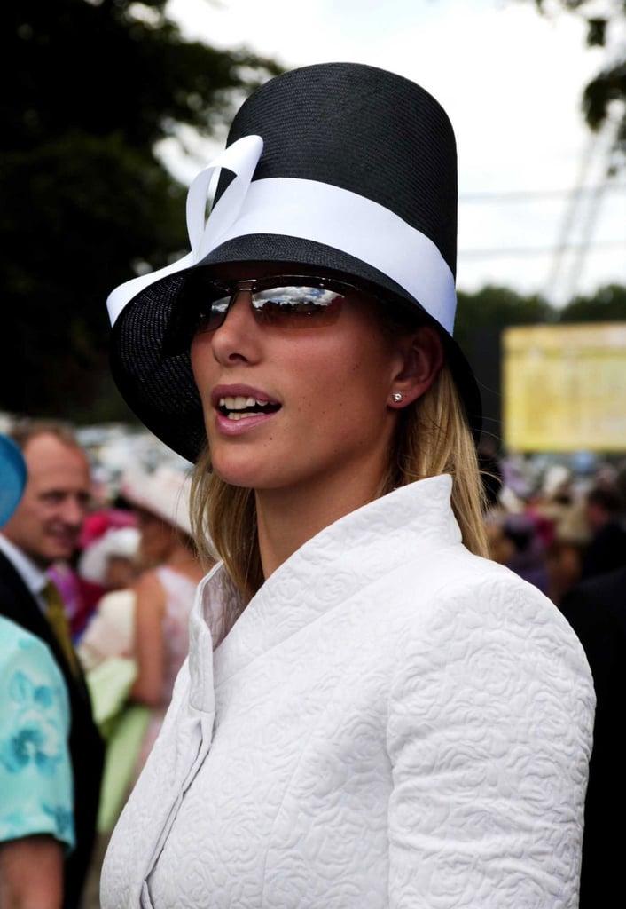 Zara enjoyed the 2003 Royal Ascot.