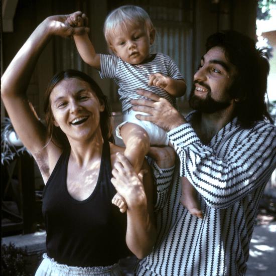 Leonardo DiCaprio Baby Pictures