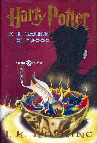 Harry Potter and the Goblet of Fire, Italy