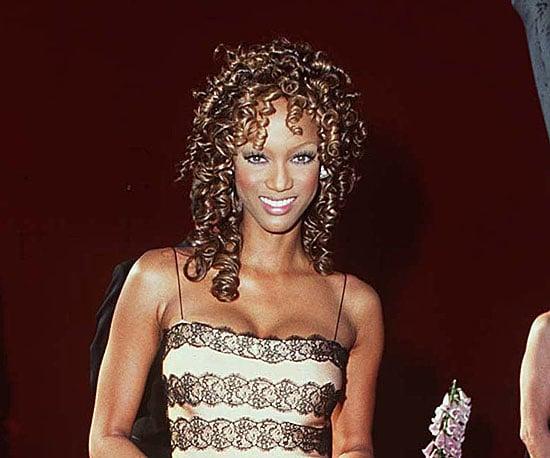 Tyra Banks, 1996