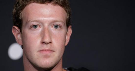 'The Social Network' Hurt Mark Zuckerberg's Feelings